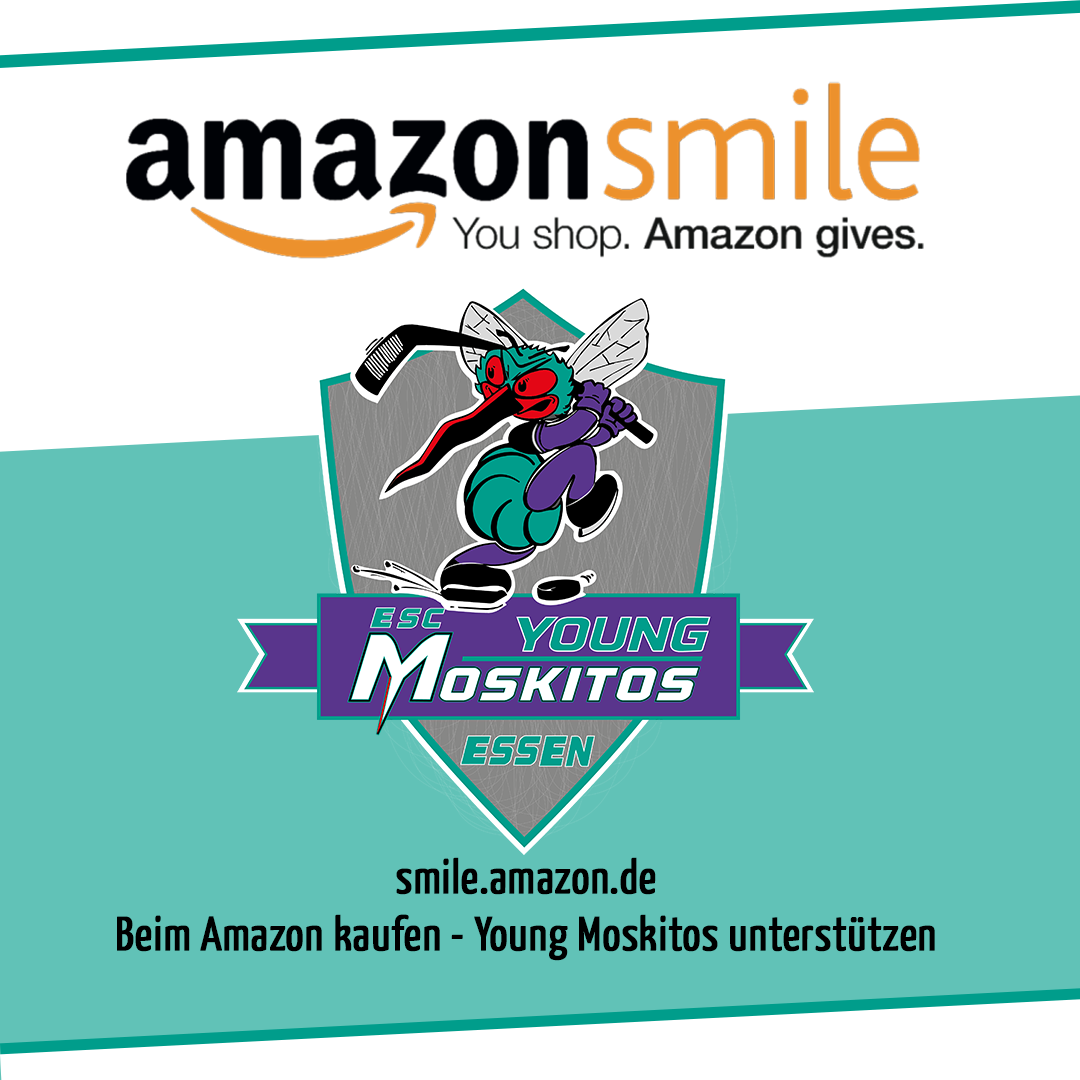 Online-Shopping bei Amazon mit Young-Moskitos-Support